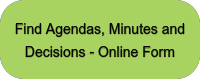 Find Agendas, Minutes or Decisions